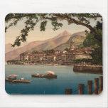 Bellagio I, lago Como, Lombardía, Italia Alfombrillas De Ratón