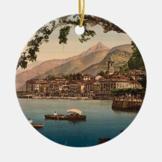 Bellagio I, lago Como, ornamento de Lombardía, Adorno De Navidad