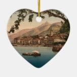 Bellagio I, lago Como, ornamento de Lombardía, Ita Ornamente De Reyes