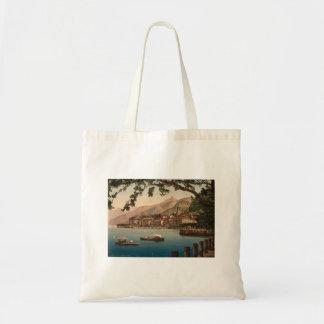Bellagio I, Lake Como, Lombardy, Italy Budget Tote Bag