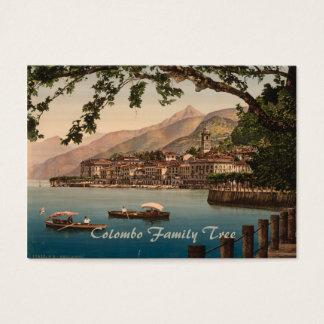 Bellagio I, Lake Como, Lombardy, Italy Business Card
