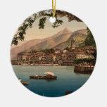 Bellagio I, Lake Como, Lombardy, Italy Ornament