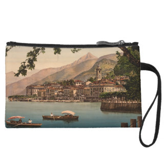 Bellagio I, Lake Como, Lombardy, Italy Wristlet Clutch
