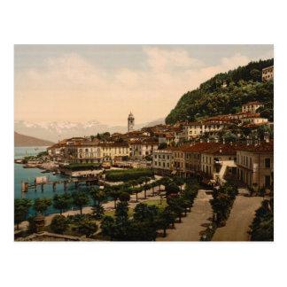Bellagio II, lago Como, Lombardía, Italia Tarjetas Postales