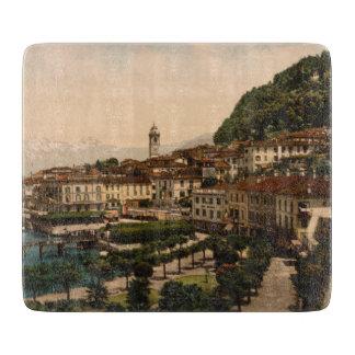 Bellagio II, Lake Como, Lombardy, Italy Cutting Board