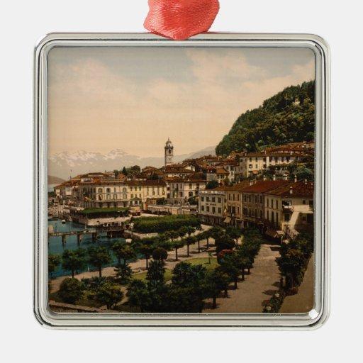 Bellagio II, Lake Como, Lombardy, Italy Ornament