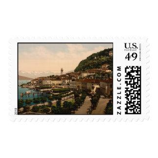 Bellagio II, Lake Como, Lombardy, Italy Postage