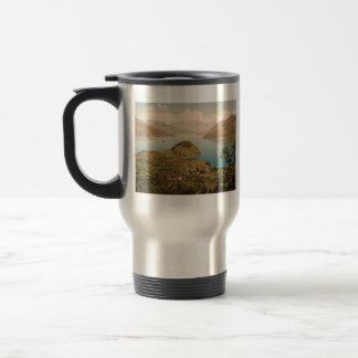 Bellagio IV, Lake Como, Lombardy, Italy 15 Oz Stainless Steel Travel Mug
