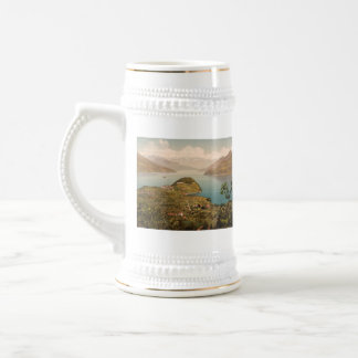 Bellagio IV, Lake Como, Lombardy, Italy 18 Oz Beer Stein