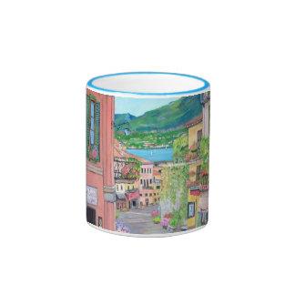 Bellagio Street, Italy Mug