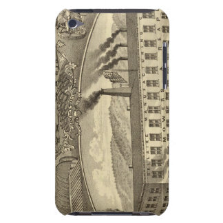 Bellaire Manufacturing Company Bellaire, Ohio iPod Touch Case