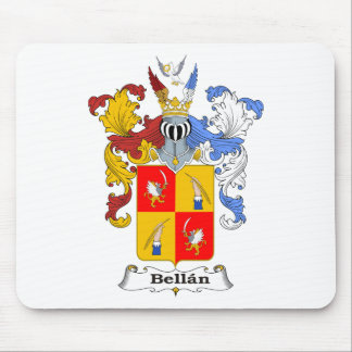 Bellan Family Hungarian Coat of Arms Mouse Pad