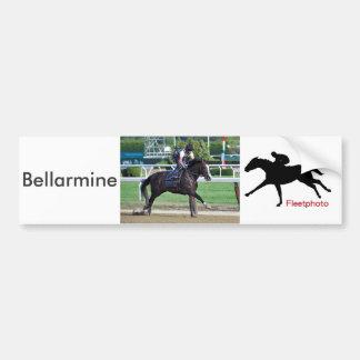 Bellarmine Bumper Sticker