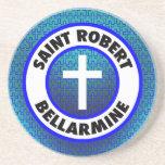Bellarmine de Roberto del santo Posavasos Personalizados
