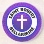 Bellarmine de Roberto del santo Posavasos Manualidades