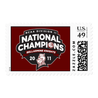 Bellarmine Knights 2011 national champs Postage Stamps