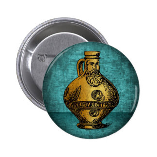 Bellarmine Witch Bottle Buttons
