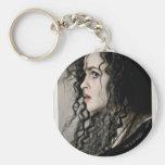 Bellatrix Lestrange 2 Basic Round Button Keychain