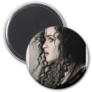Bellatrix Lestrange 2 Imán Redondo 5 Cm