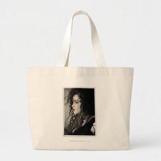 Bellatrix Lestrange 2 Large Tote Bag