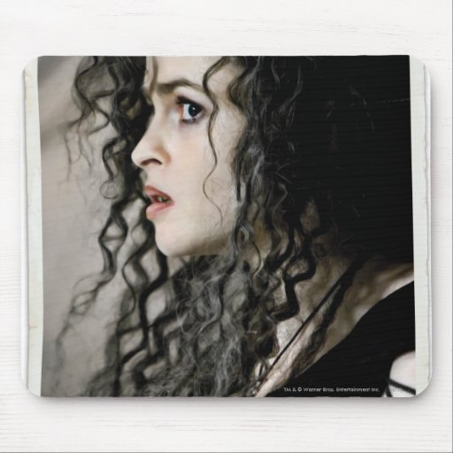 Bellatrix Lestrange 2 Mouse Pad