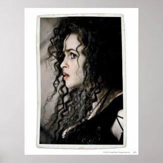 Bellatrix Lestrange 2 print