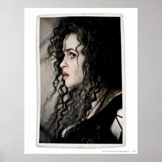 Bellatrix Lestrange 2 Poster