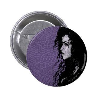 Bellatrix Lestrange 5 Pinback Button