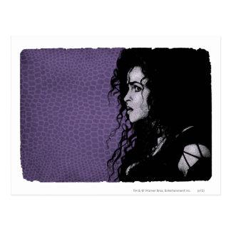 Bellatrix Lestrange 5 Postcard