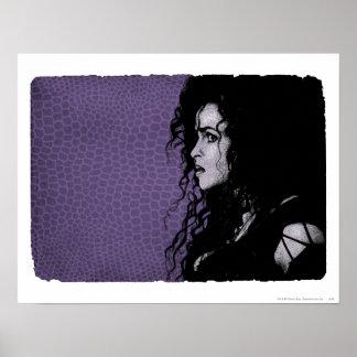 Bellatrix Lestrange 5 Poster