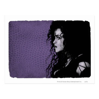 Bellatrix Lestrange 5 Tarjetas Postales