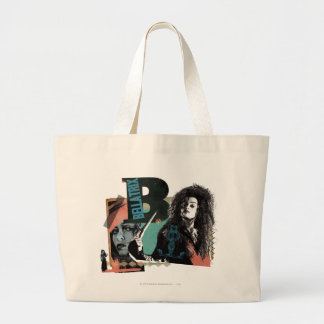 Bellatrix Lestrange 6 Large Tote Bag