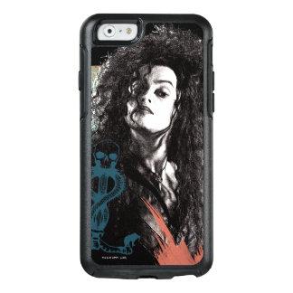 Bellatrix Lestrange 6 OtterBox iPhone 6/6s Case