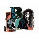 Bellatrix Lestrange 6 Postcards