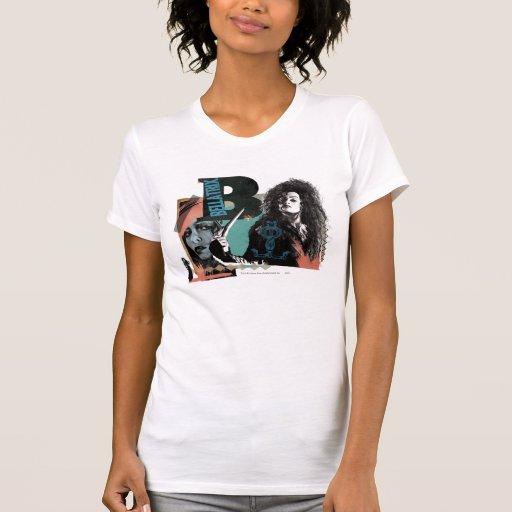 Bellatrix Lestrange 6 Tee Shirts