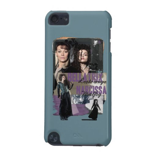 Bellatrix Lestrange and Narcissa Malfoy iPod Touch (5th Generation) Cases