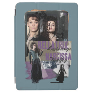 Bellatrix Lestrange and Narcissa Malfoy iPad Air Cover