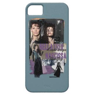 Bellatrix Lestrange and Narcissa Malfoy iPhone SE/5/5s Case