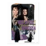 Bellatrix Lestrange and Narcissa Malfoy Postcard