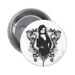 Bellatrix Lestrange Dark Arts Design 2 Inch Round Button