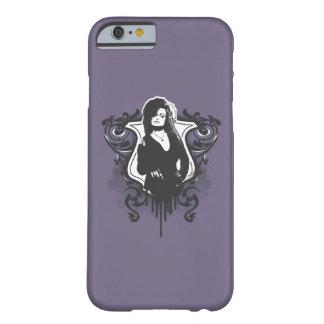 Bellatrix Lestrange Dark Arts Design Barely There iPhone 6 Case
