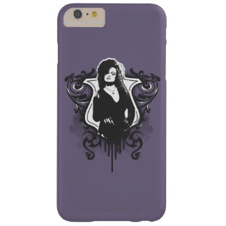 Bellatrix Lestrange Dark Arts Design Barely There iPhone 6 Plus Case