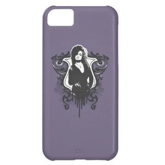 Bellatrix Lestrange Dark Arts Design Cover For iPhone 5C