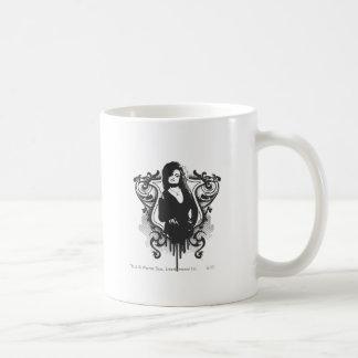 Bellatrix Lestrange Dark Arts Design Coffee Mug