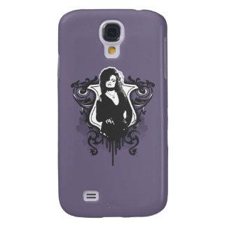 Bellatrix Lestrange Dark Arts Design Samsung S4 Case