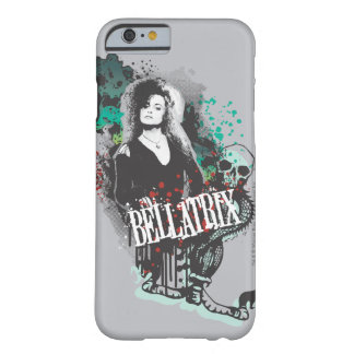 Bellatrix Lestrange Graphic Logo Barely There iPhone 6 Case