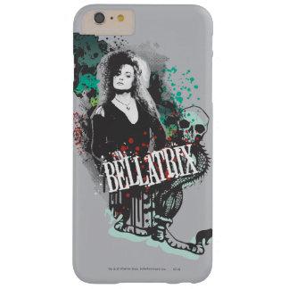 Bellatrix Lestrange Graphic Logo Barely There iPhone 6 Plus Case