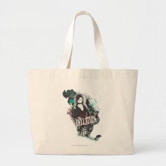 Bellatrix Lestrange Graphic Logo Canvas Bags