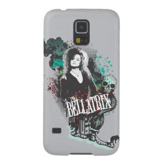 Bellatrix Lestrange Graphic Logo Cases For Galaxy S5