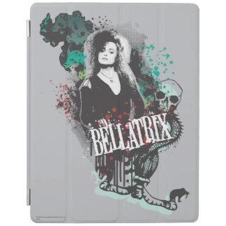 Bellatrix Lestrange Graphic Logo iPad Cover